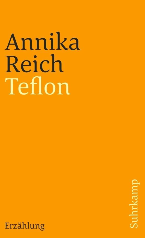 Teflon als Taschenbuch