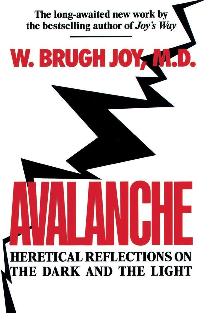 Avalanche als Taschenbuch