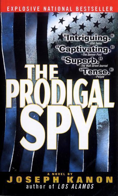 The Prodigal Spy als Taschenbuch