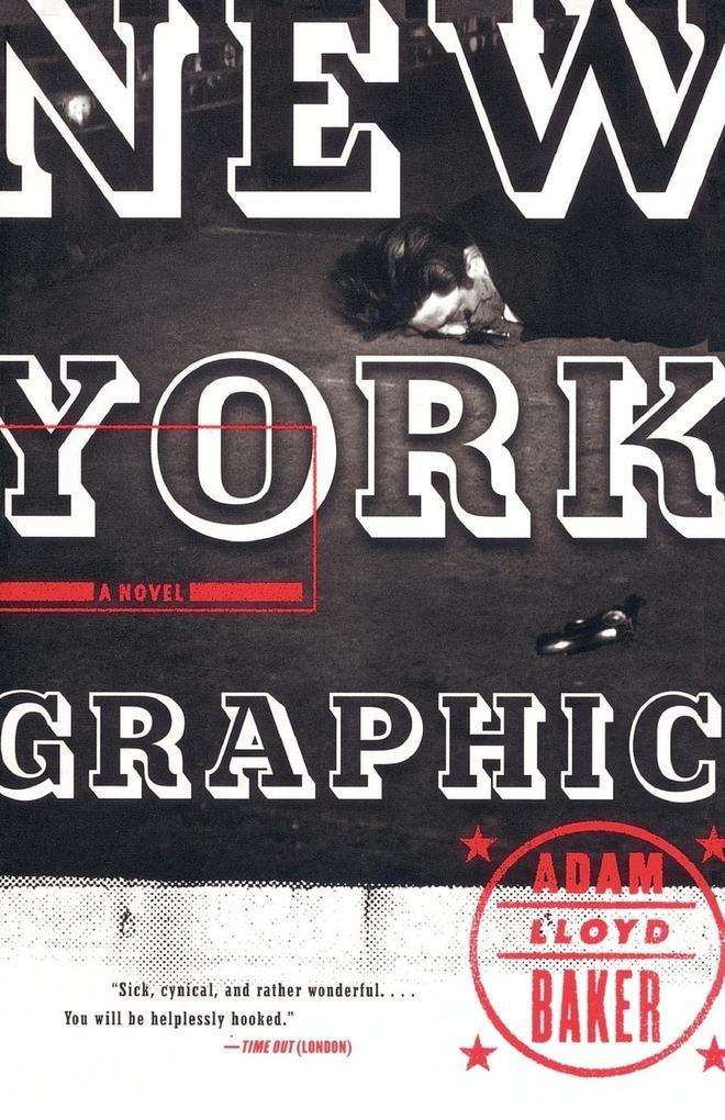 New York Graphic als Taschenbuch