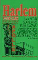 Harlem Voices als Taschenbuch