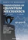Foundations Of Quantum Mechanics
