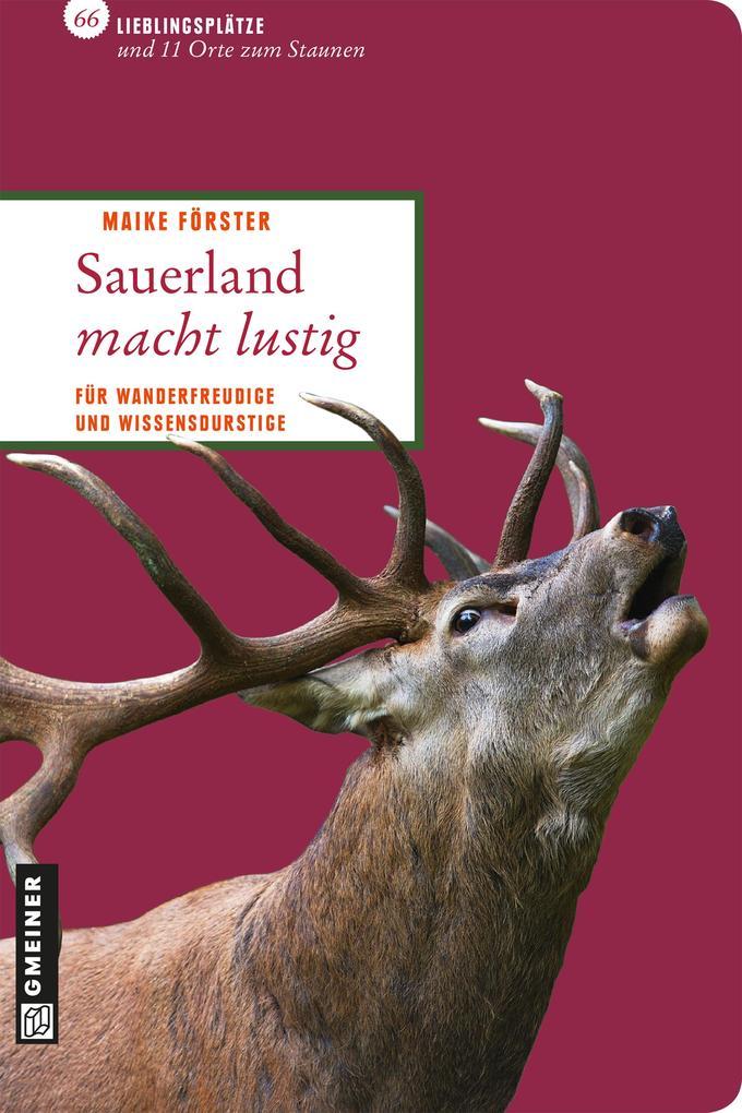 Sauerland macht lustig als eBook
