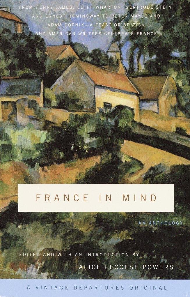 France in Mind als Taschenbuch