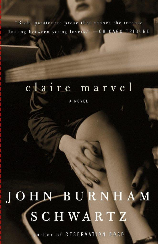 Claire Marvel als Taschenbuch