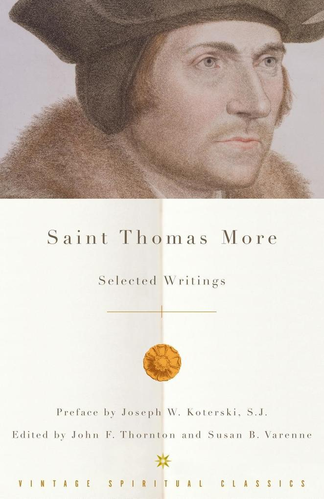 Saint Thomas More: Selected Writings als Taschenbuch
