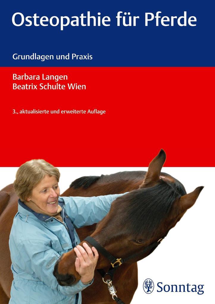 Osteopathie für Pferde als eBook von Barbara La...