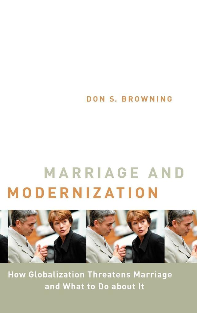 Marriage and Modernization als Buch