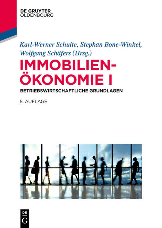 Immobilienökonomie I als Buch