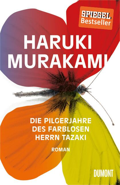 Die Pilgerjahre des farblosen Herrn Tazaki als Buch
