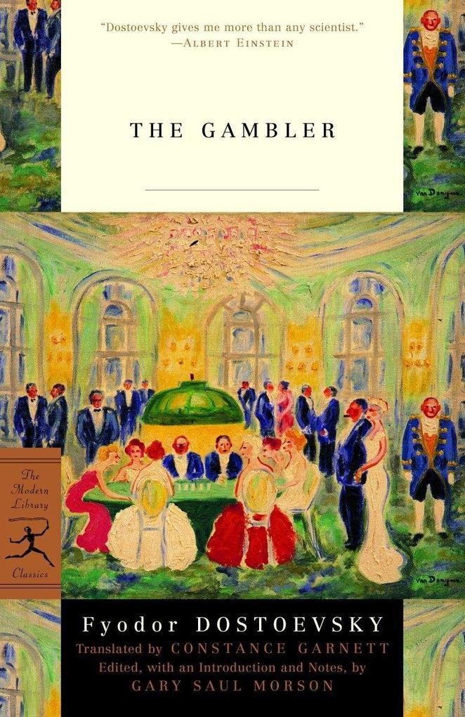 The Gambler als Taschenbuch