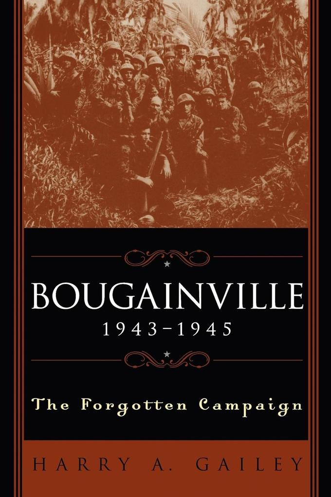 Bougainville 1943-1945 als Taschenbuch