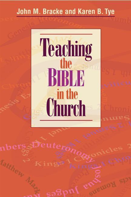 Teaching the Bible in the Church als Taschenbuch