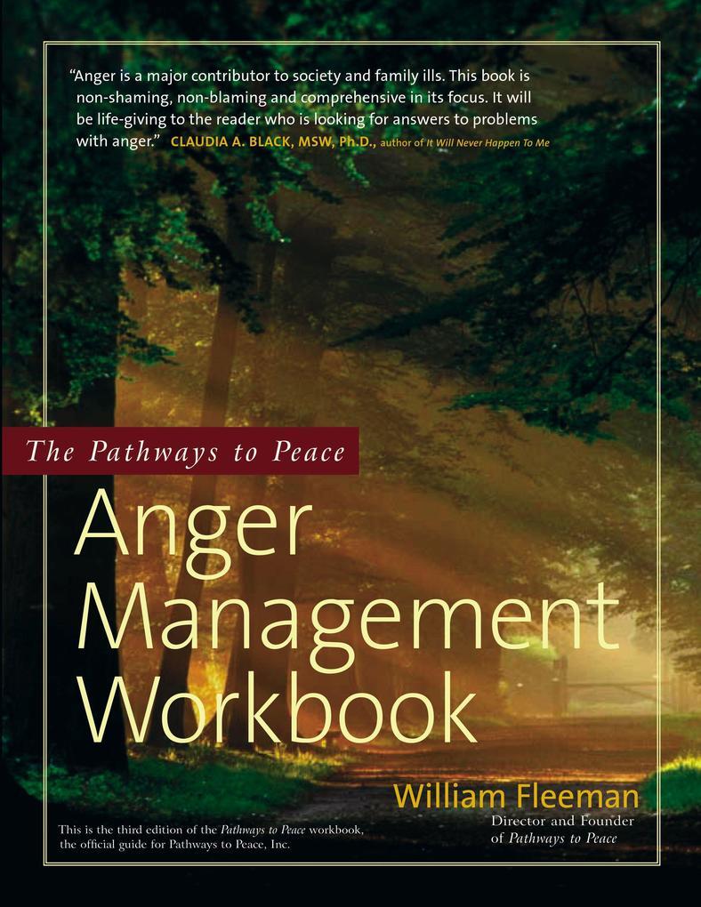 The Pathways to Peace Anger Management Workbook als Taschenbuch
