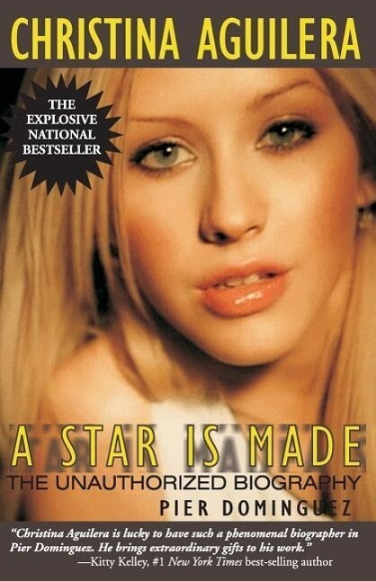 Christina Aguilera: A Star Is Made: The Unauthorized Biography als Taschenbuch