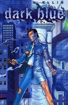 Warren Ellis' Dark Blue als Taschenbuch