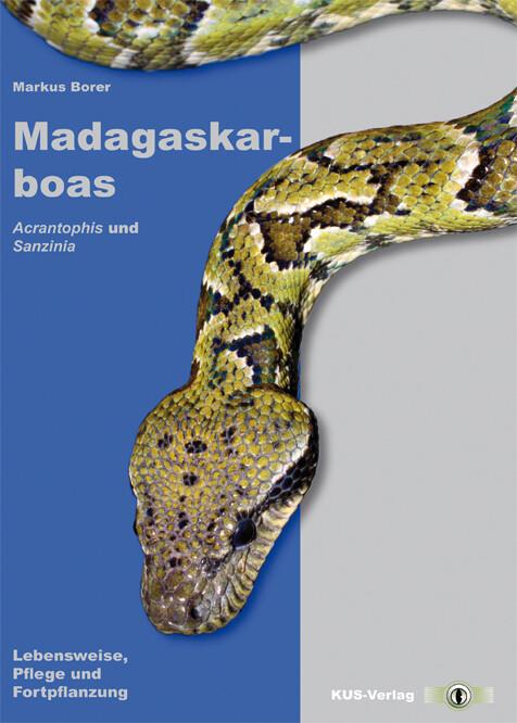 Madagaskarboas als Buch
