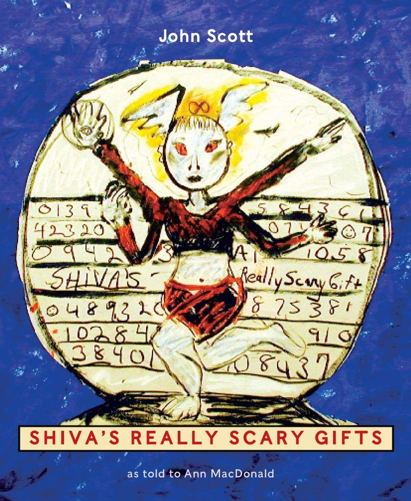 Shiva's Really Scary Gifts als Taschenbuch