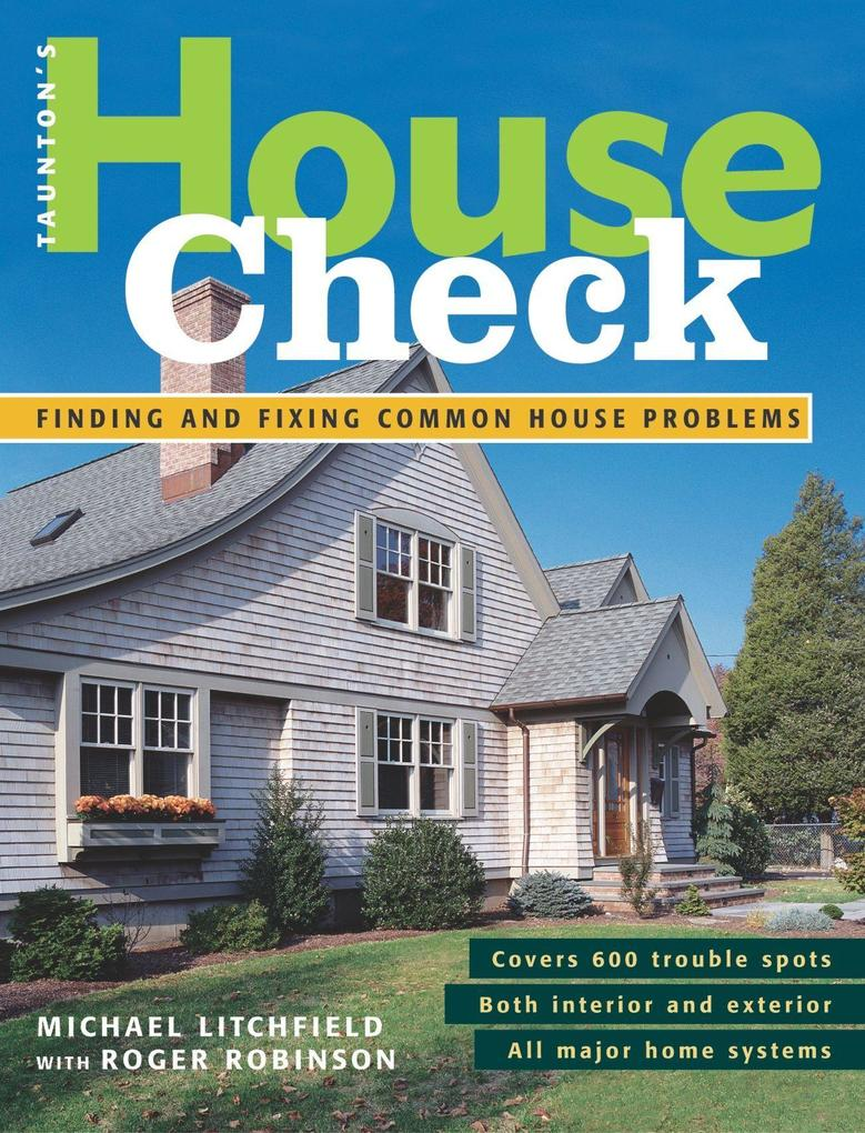 House Check: Finding and Fixing Common House Problems als Taschenbuch