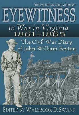 Eyewitness to War in Virginia 18611865 als Taschenbuch