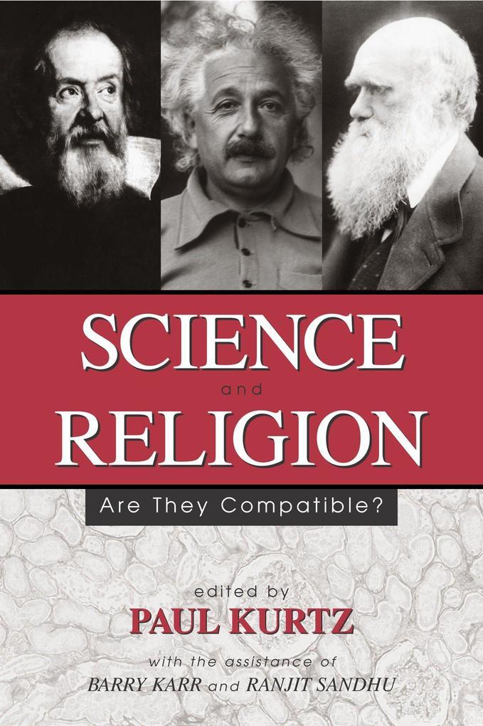 Science and Religion als Taschenbuch