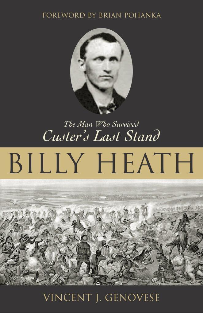 Billy Heath als Buch