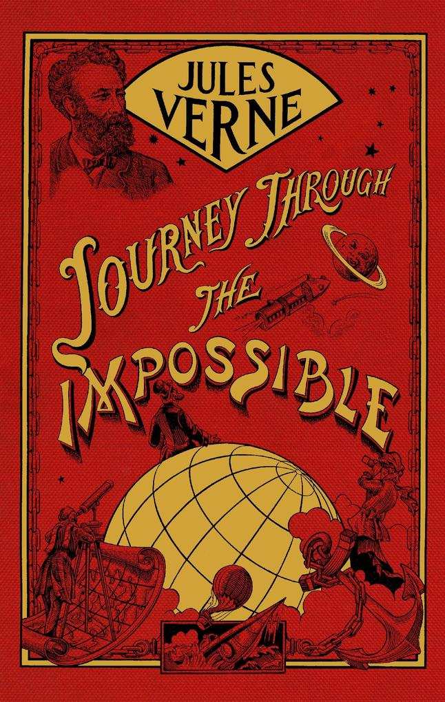 Journey Through the Impossible als Buch