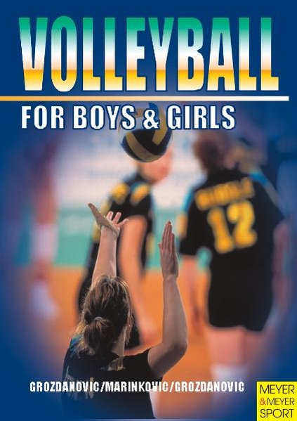 Volleyball for Boys and Girls als Buch