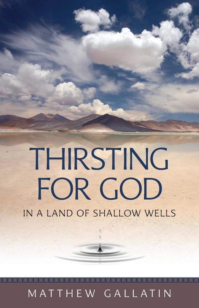 Thirsting for God als Taschenbuch
