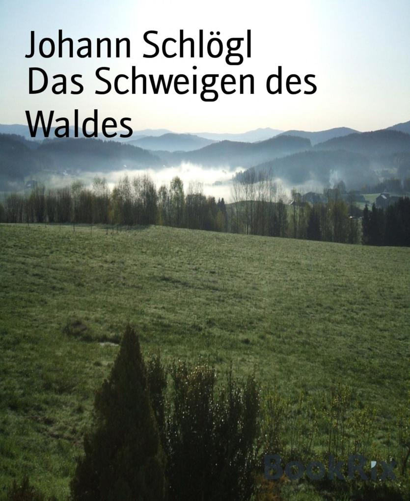 Das Schweigen des Waldes als eBook epub