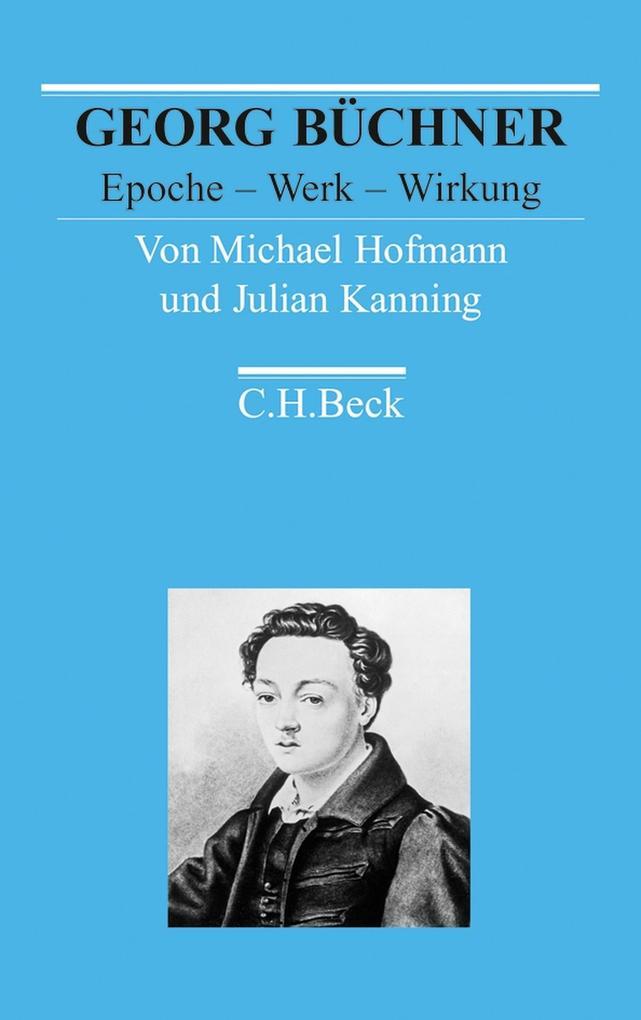 Georg Büchner als eBook
