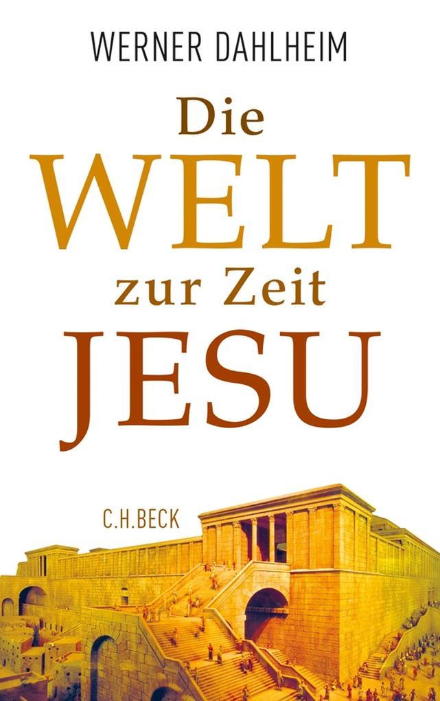 Die Welt zur Zeit Jesu als eBook