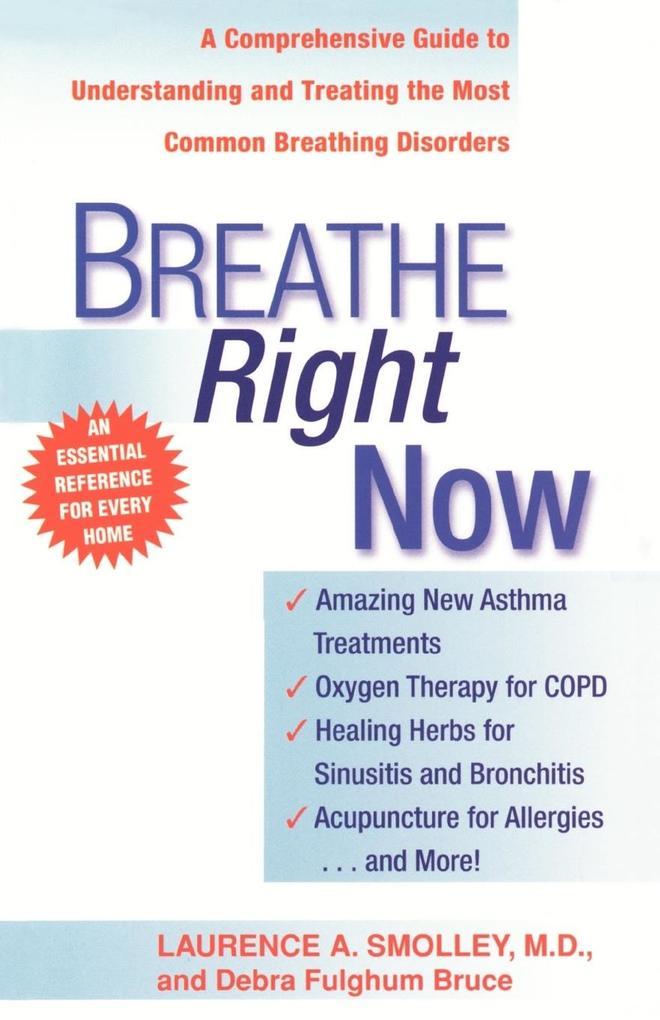 Breathe Right Now als Taschenbuch