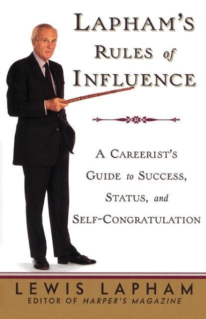 Lapham's Rules of Influence als Taschenbuch