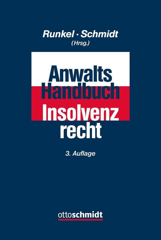 Anwalts-Handbuch Insolvenzrecht als Buch (gebunden)