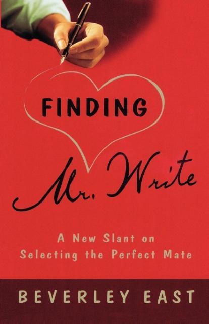 Finding Mr. Write als Taschenbuch
