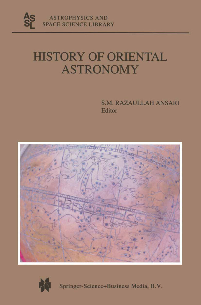 History of Oriental Astronomy als Buch