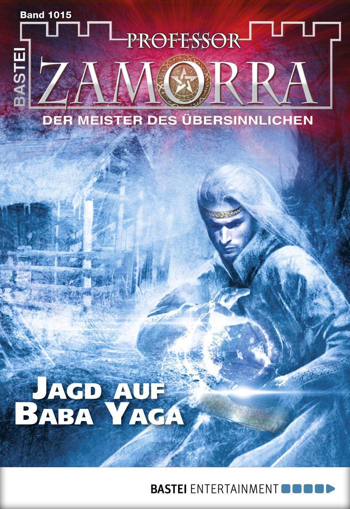 Professor Zamorra - Folge 1015 als eBook
