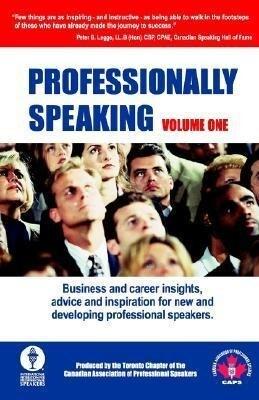 Professionally Speaking als Taschenbuch