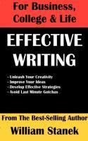 Effective Writing for Business, College & Life (Compact Edition) als Taschenbuch