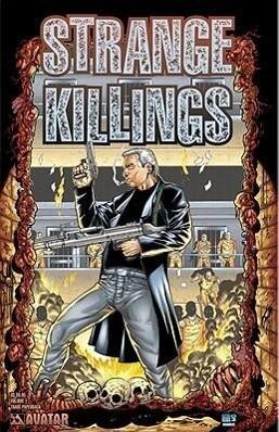 Warren Ellis' Strange Killings als Taschenbuch