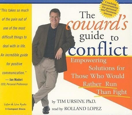 The Coward's Guide to Conflict als Hörbuch