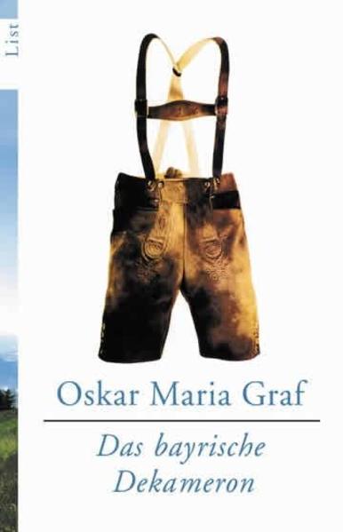 Das bayrische Dekameron als Taschenbuch