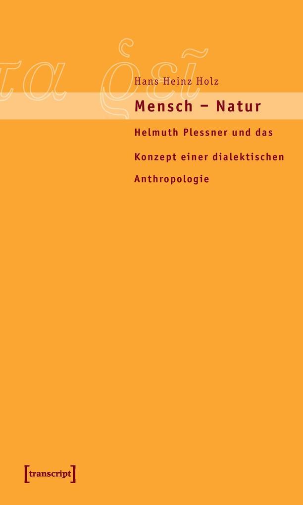 Mensch - Natur als Buch