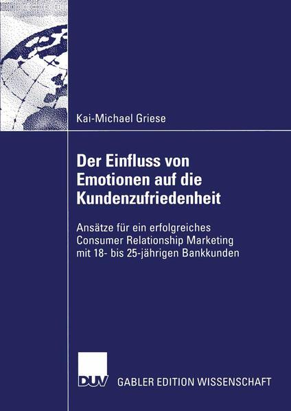 Der Einfluss von Emotionen auf die Kundenzufriedenheit als Buch