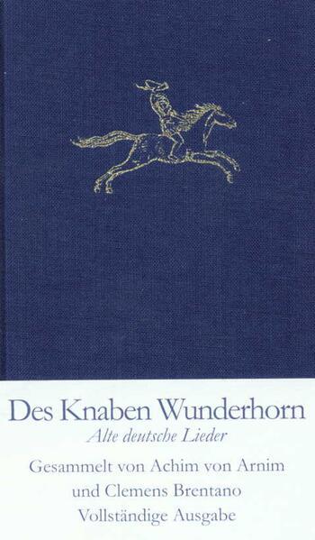 Des Knaben Wunderhorn als Buch