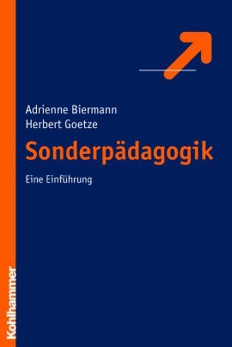 Sonderpädagogik als Buch