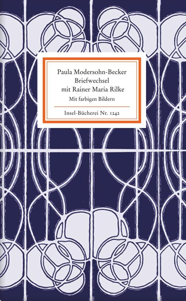 Briefwechsel mit Rainer Maria Rilke als Buch