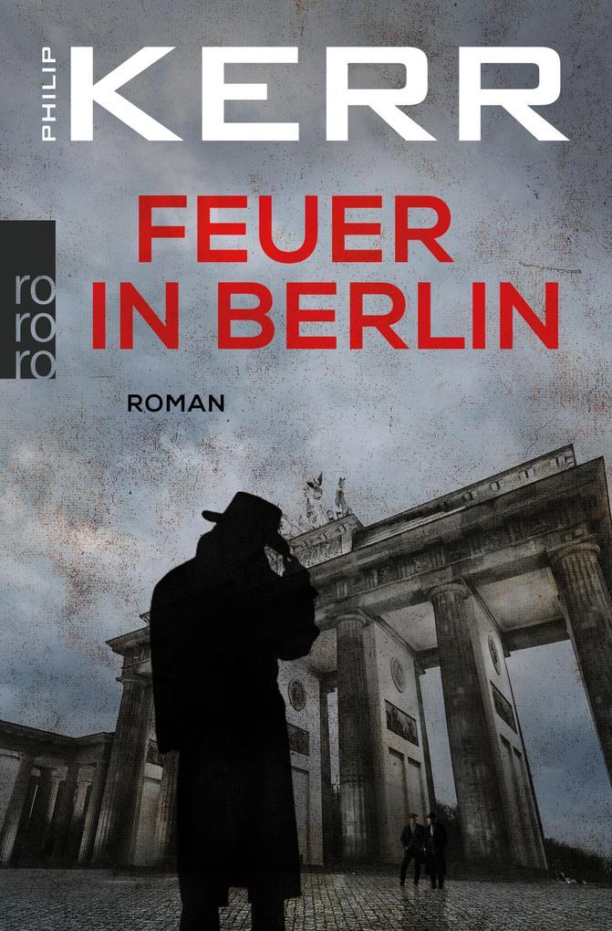 Feuer in Berlin als eBook