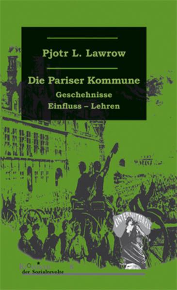 Die Pariser Kommune vom 18. März 1871 als Buch